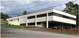 Anderson Plaza West Raleigh Office